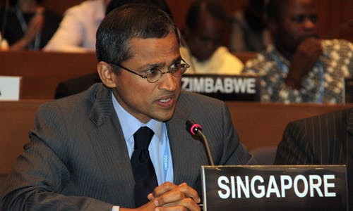 Singapore's role in the UNFCCC Green Climate Fund