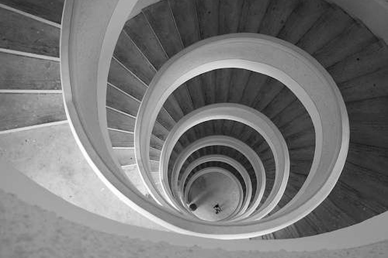 Sylvain spiral stair