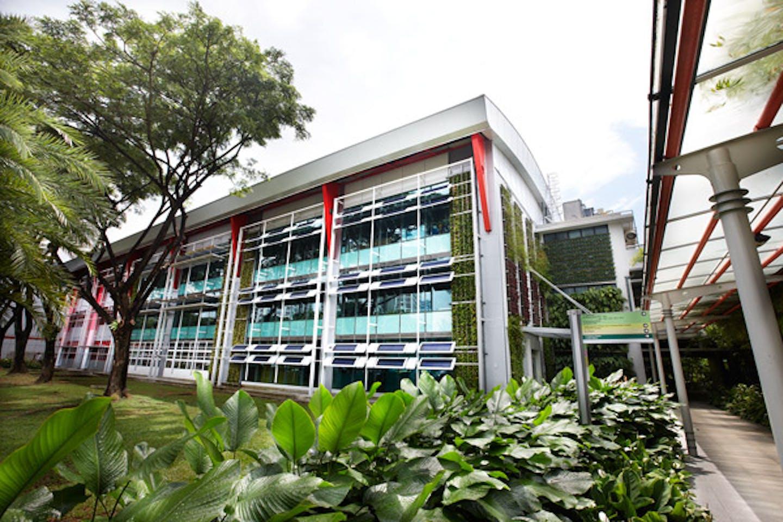 BCAs zero energy building BCA