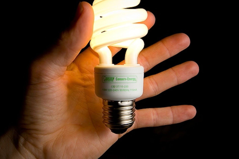 lightbulb energy efficiency