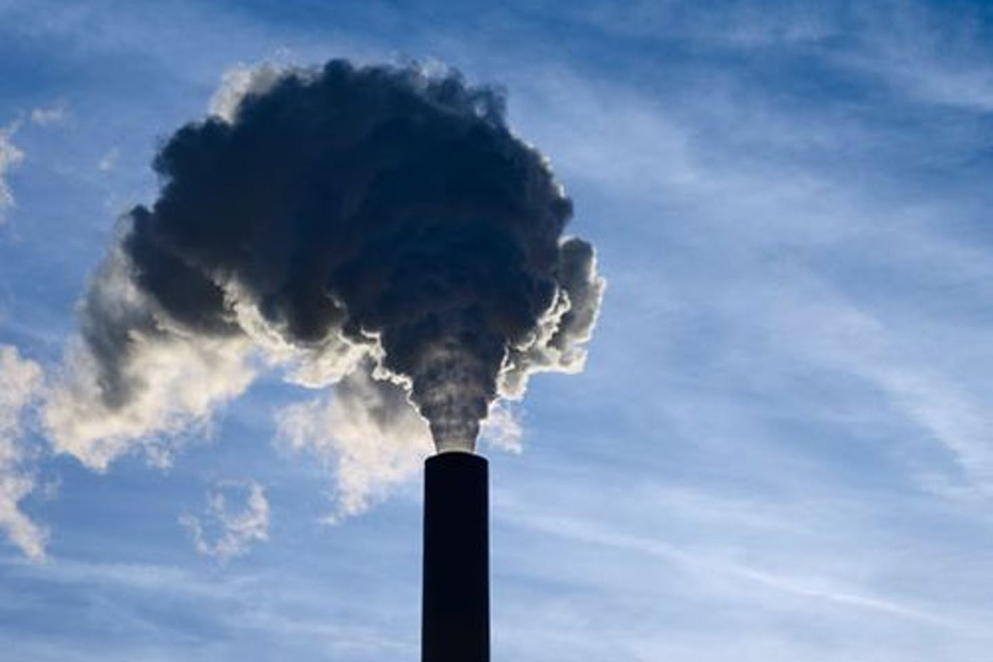 air pollution fossil fuels