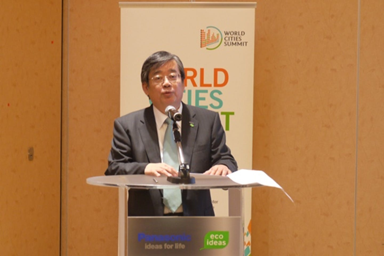 Yorihisa Shiokawa, Managing Director, Panasonic Asia Pacific