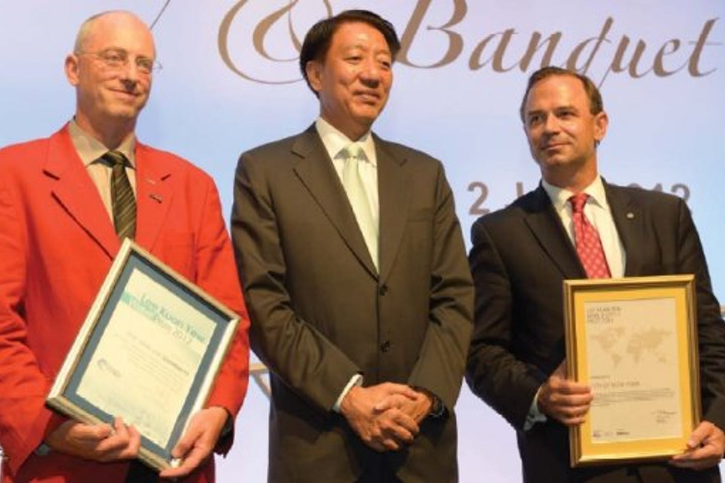 water technology and urban planning prizes