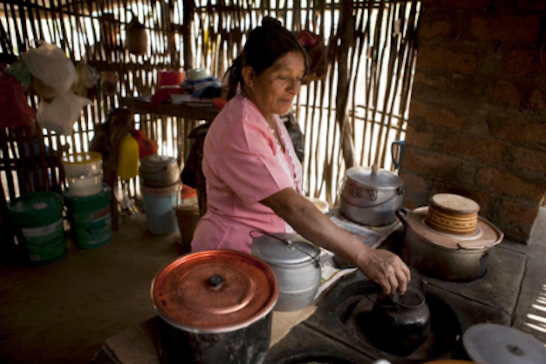 clean cookstove UNDP