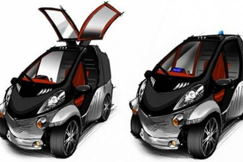 single passenger vehicle)