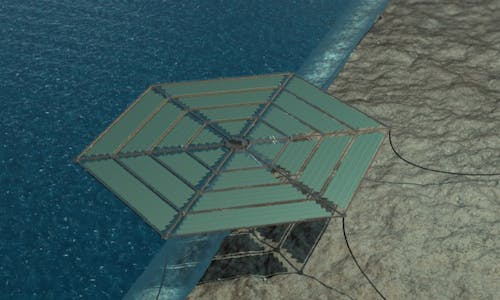 The sea's the limit for solar