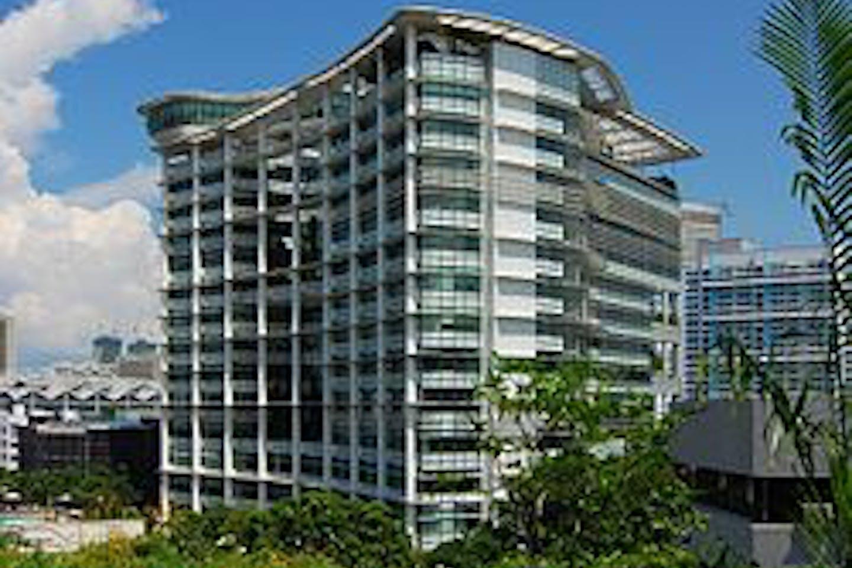 Singapore National Library. Wikipedia photo