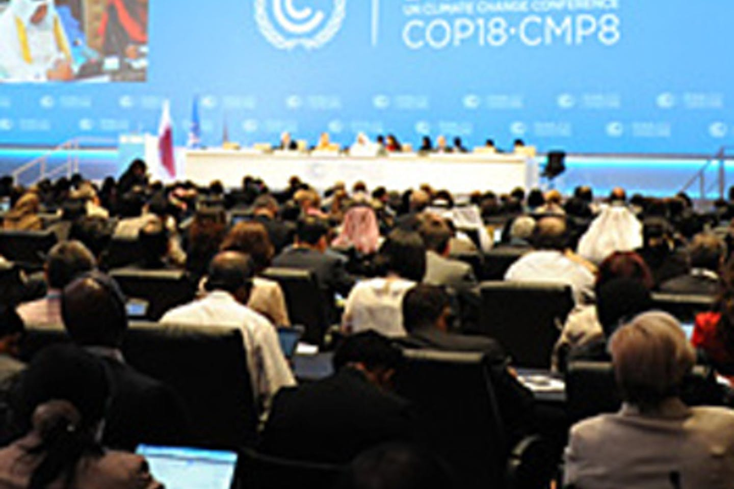 COP18 in Doha, Qatar
