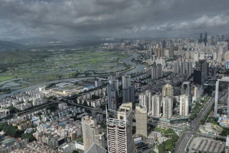 china urbanism