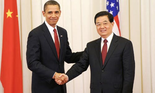 Announcements of U.S.-China cooperation create a path to Copenhagen success