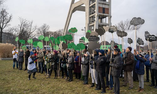 Here's why there will be few protests outside the UN climate talks