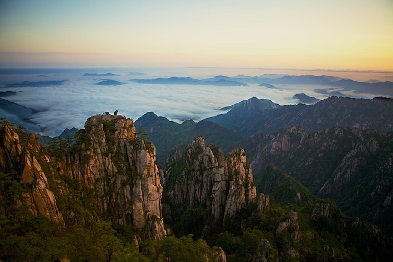 Yellow Mountain China