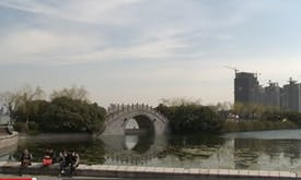 Yixing City aims to lead urban sustainability in China